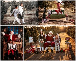 San Antonio Christmas Holiday Mini Session